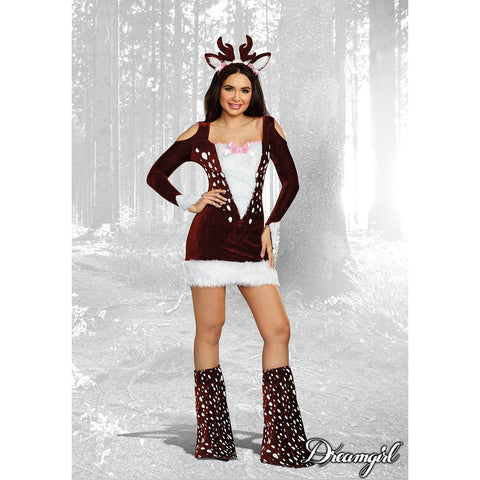 Deer Me Dress Women's Costume