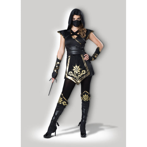 Ninja's Mystique Women's Costume