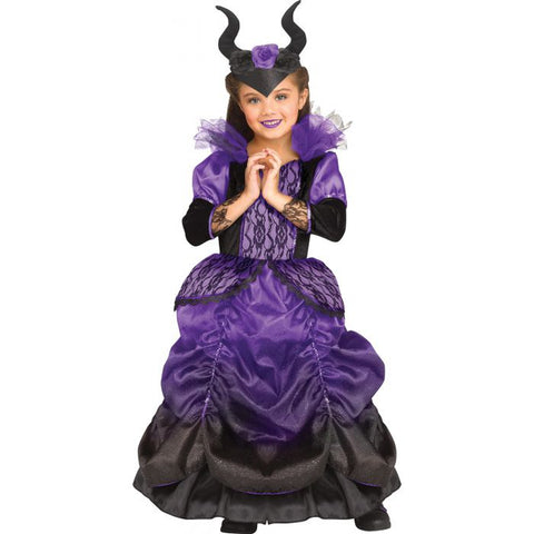 Wicked Queen Toddler Girl's Costume