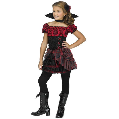 La Vamparina Girl's Costume