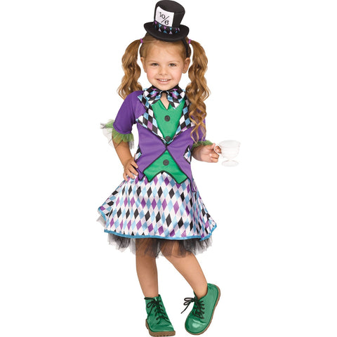 Mad Hatter Toddler Costume