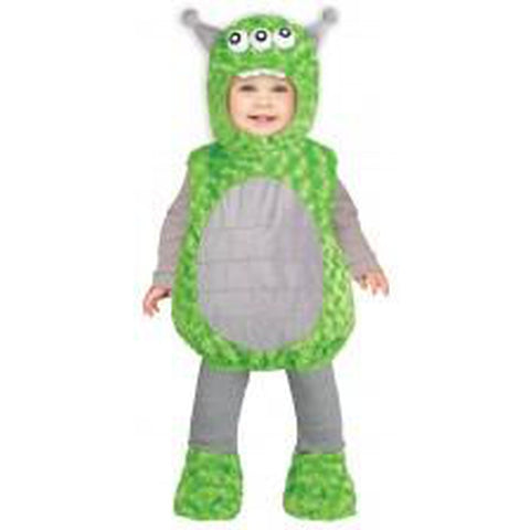 Lil Alien Toddler Costume