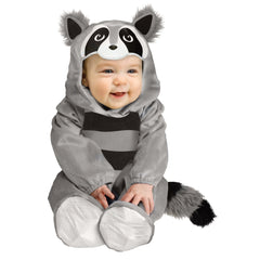 Raccoon Infant Costume