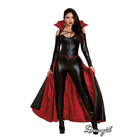 Princess of Darkness Sexy Women's Costume