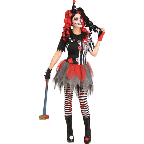 Sinister Circus Women's Costume