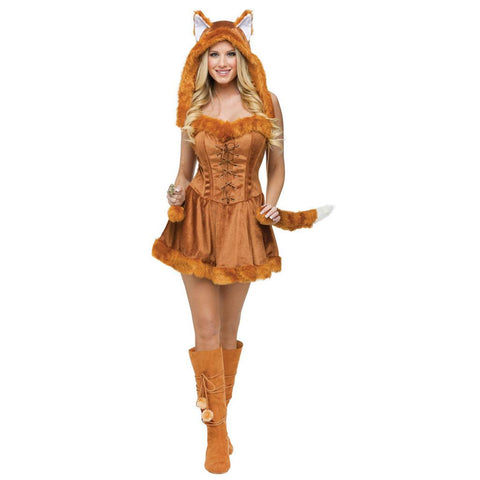 Foxy Lady Women's Costume