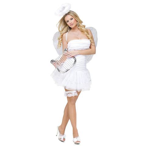 Heaven on Earth Women's Costume