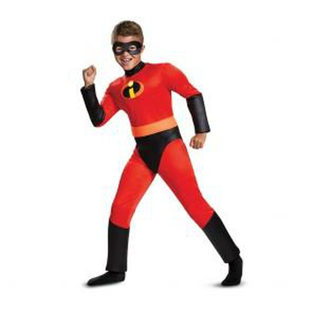 Dash Classic Muscle Boys Costume