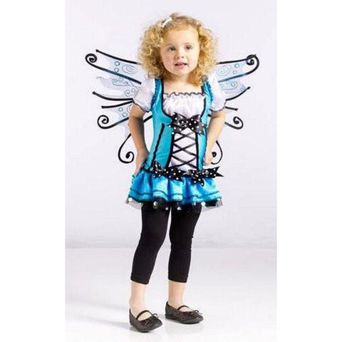 Blueberry Fairy Toddler Costume