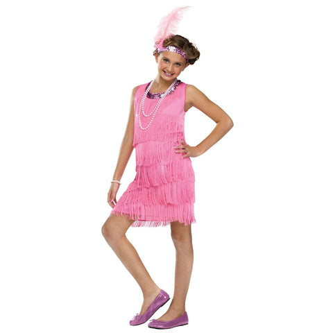 Flapper Girl's Costume