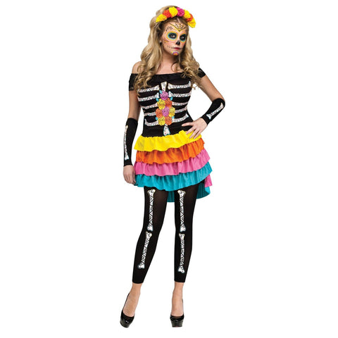 Day of the Dead Women's Costume