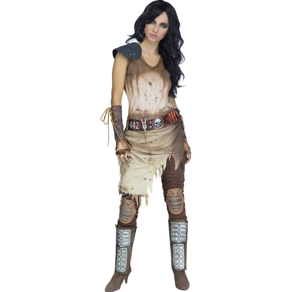 Apocalypse Warrior Women's Costume