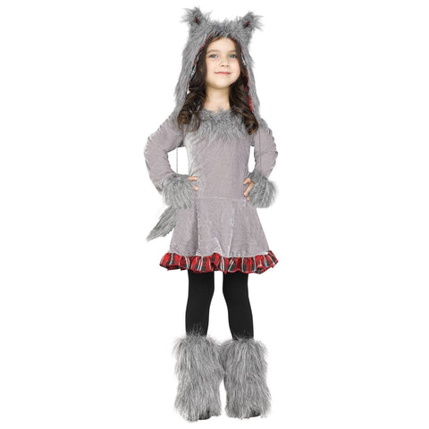 Wolf Cub Toddler Costume