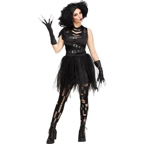 Cut-Up Girl Women's Costume