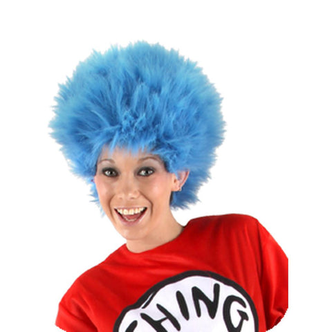 Dr. Seuss - Cat in the Hat Thing 1&2 Wig