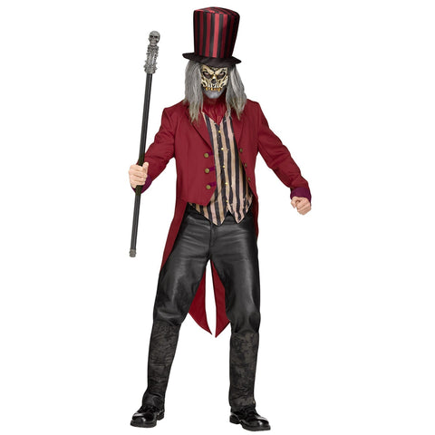 Freak Show Ringmaster Men's Costume