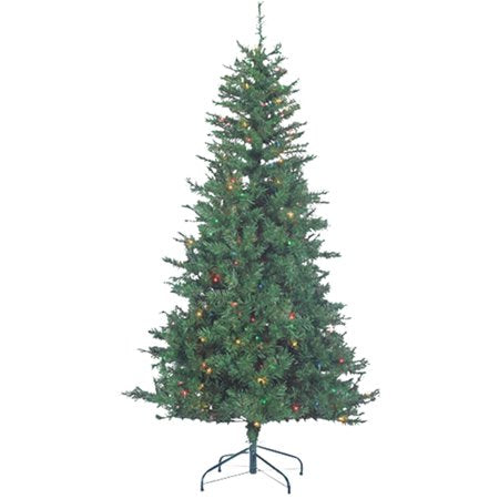 6' Colorado Spruce Tree Multi Light