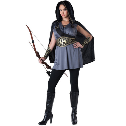 Huntress Plus Size Costume