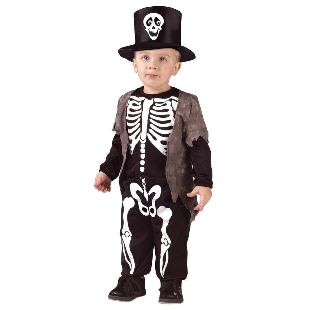 Happy Skeleton Toddler Costume
