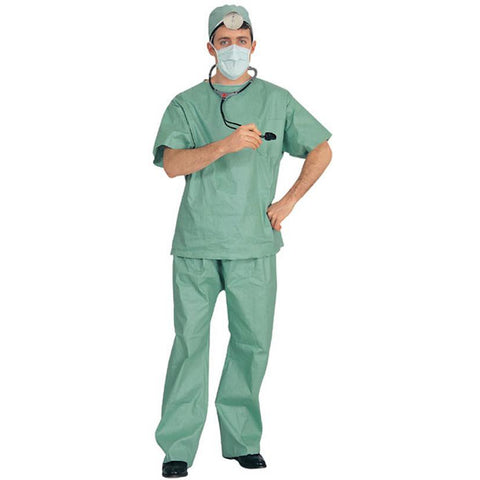 Doctor Men's Costume