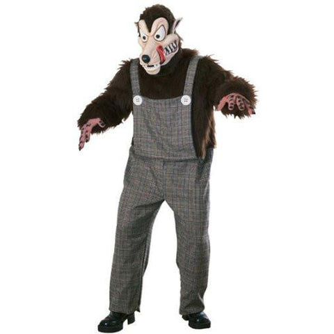 Big Bad Wolf Men's Costume