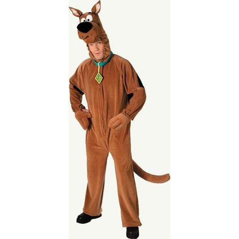Scooby Doo Deluxe Men's Costume