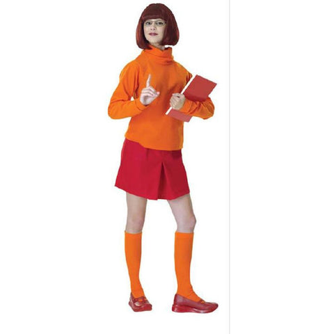 Velma-Scooby Doo Women's Costume