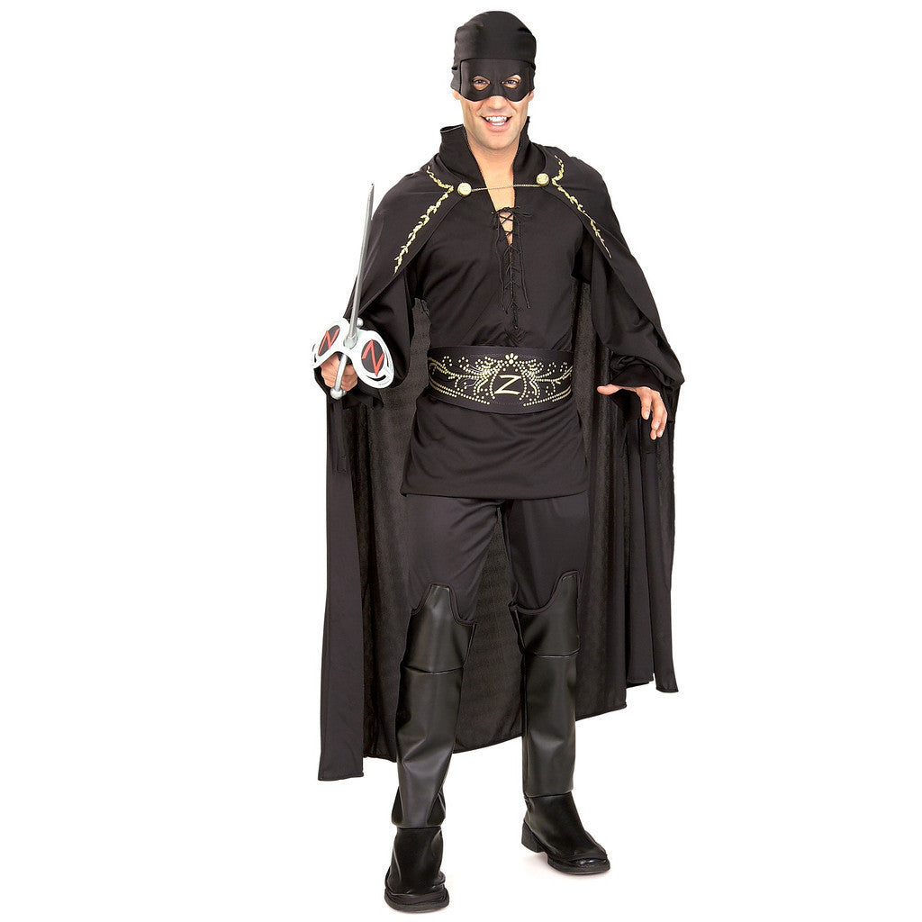 Zorro Men's Costume