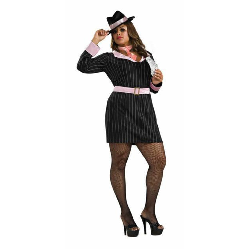 Gun Moll Plus Size Costume