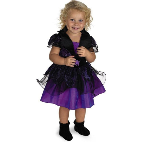 Spider Princess Infant Costume