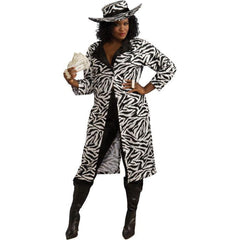 Madame of the Night Plus Size Costume