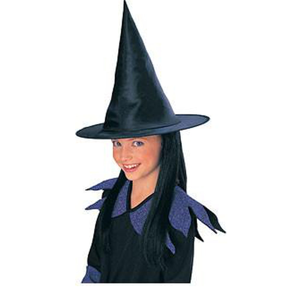 Witch Hat w/ Hair