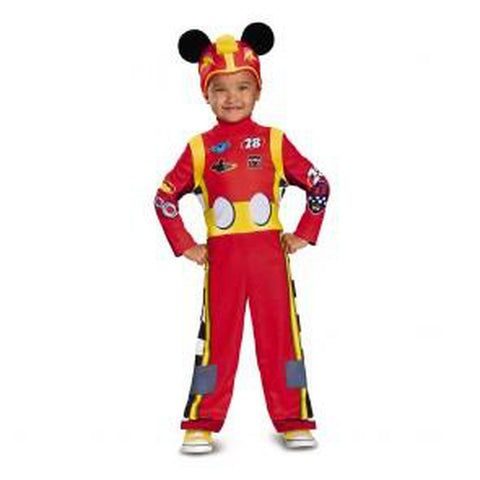 Roadster Mickey Toddler Costume