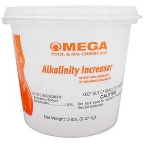 Alkalinity Increase (Pickup Only)