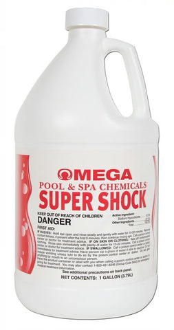 1 Gallon 12.5% Pool Shock (Pickup Only)