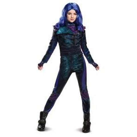 Deluxe Mal Girl's Costume - Descendants 3