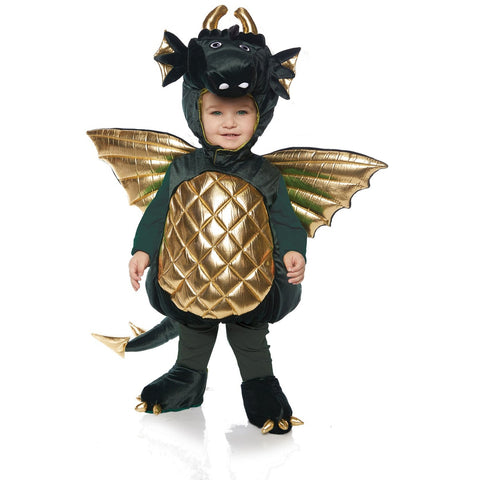 Dragon Green Toddler Costume