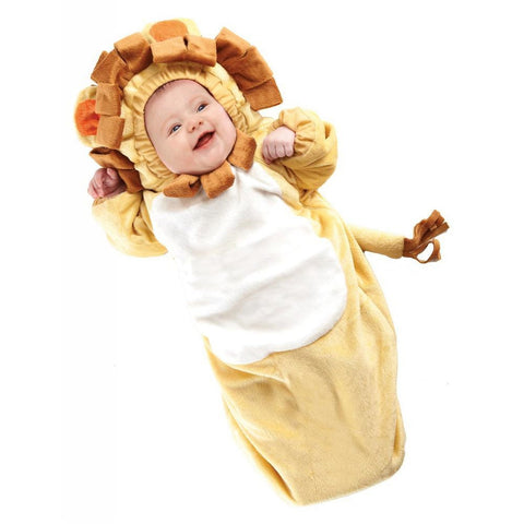Lion Bunting Infant Costume