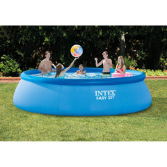 "Intex 15' X 42"" Easy Set Pool"