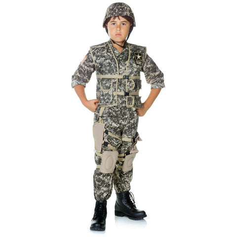 US Army Ranger Boy's Costume