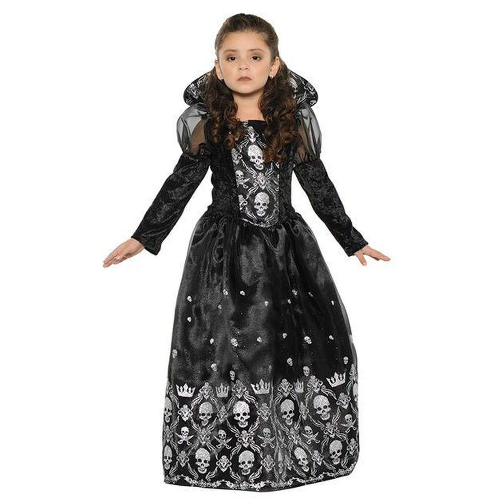 Dark Princess Girl's Costume