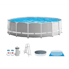 "Intex 15' X 48"" Prism Pool"