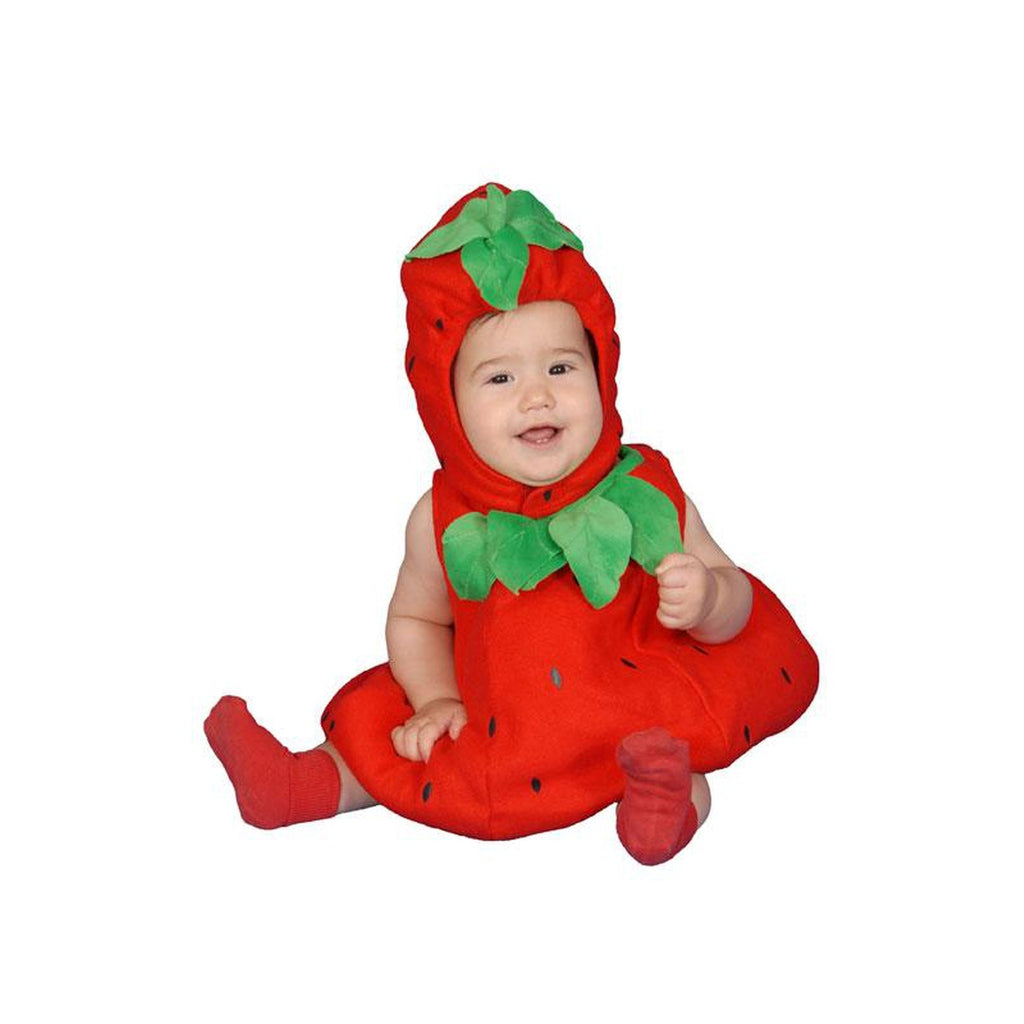 Baby Strawberry Infant Costume