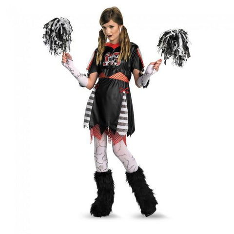 Dead Cheerleader Girl's Costume