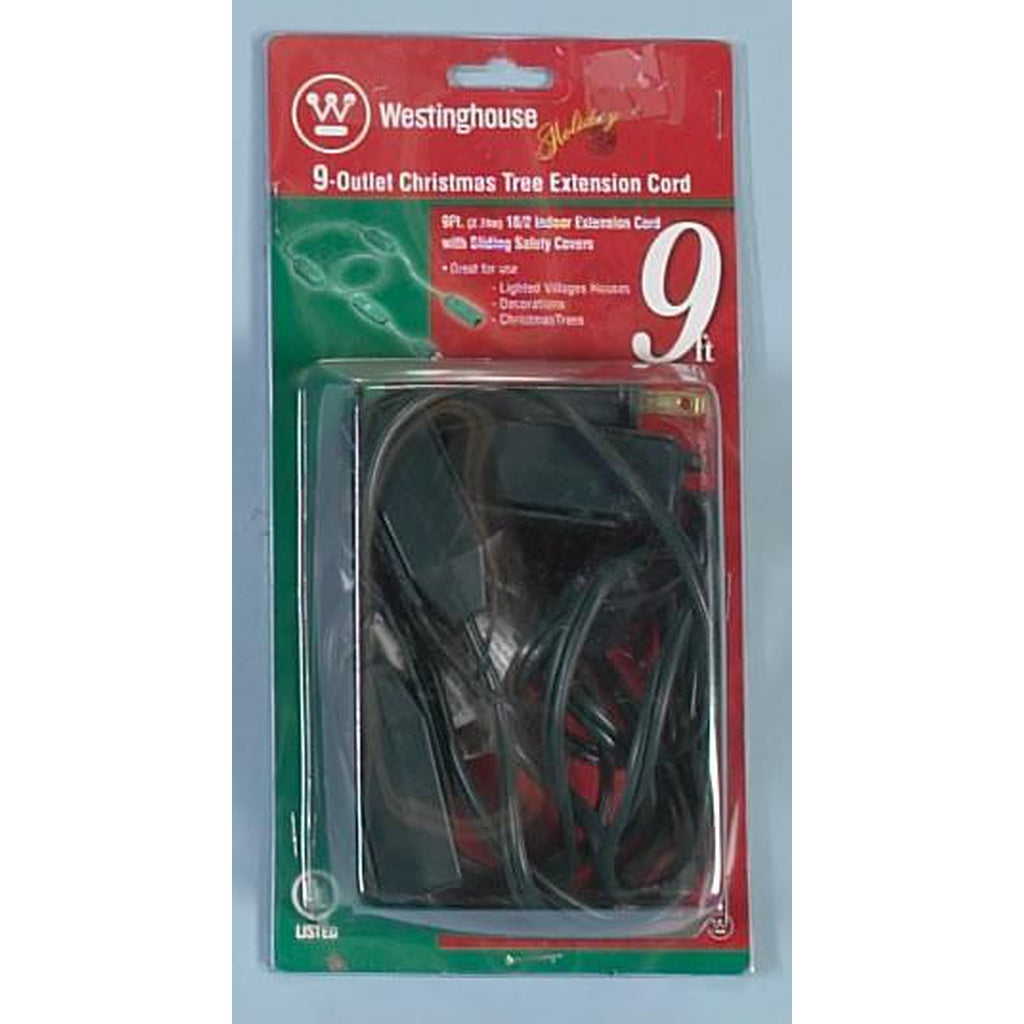 9' Christmas Tree Extension Cord