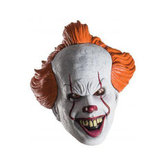 Pennywise the Clown Mask (IT - 2017 Movie)