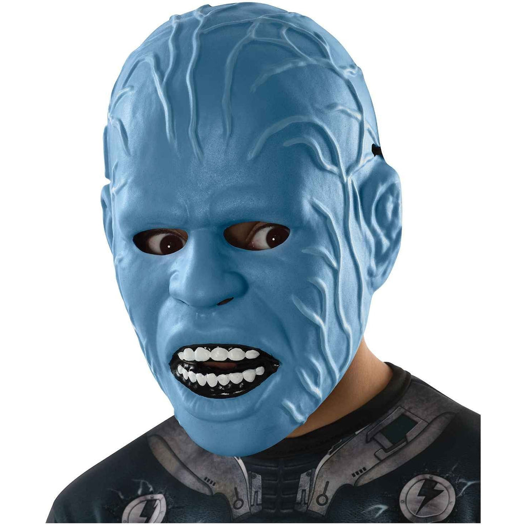 The Amazing Spider-Man 2: Electro 3/4 Mask – State Fair Seasons