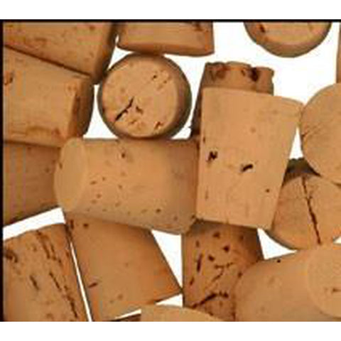 Size 4 Cork Stoppers - qty 1000
