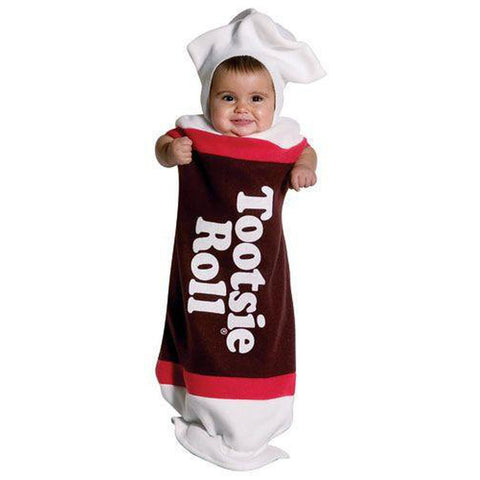 Tootsie Roll Infant Costume