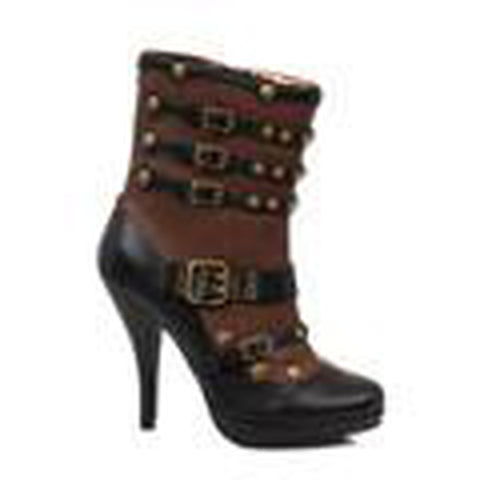 Steampunk Women's Booties